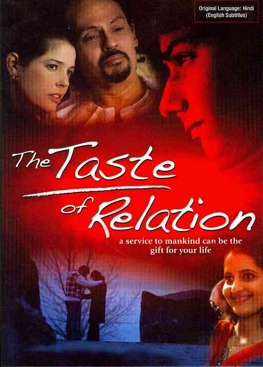 TASTE OF RELATION BY ASOPA,MUKESH (DVD)