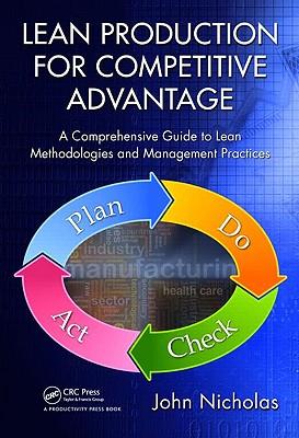 Lean Production for Competitive Advantage By Nicholas, John